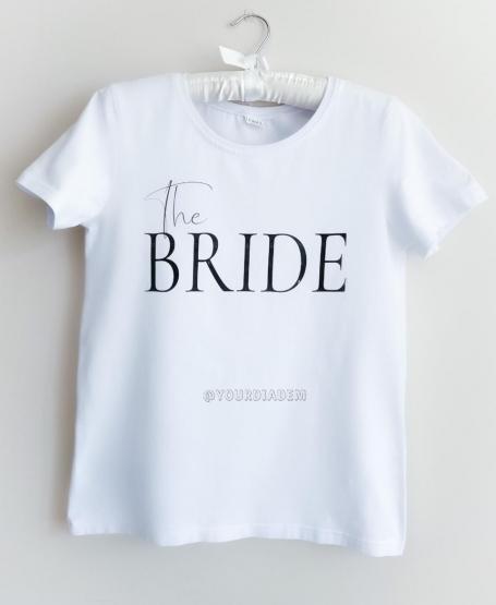 Футболка THE BRIDE