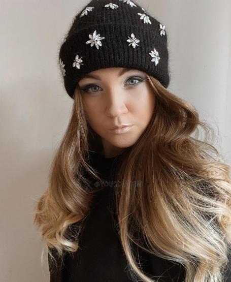Зимняя шапка STARS